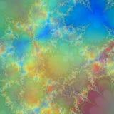 Het unieke Abstracte malplaatje Achtergrond van het Ontwerp in aardetonen Stock Foto