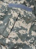 Het universele Patroon van de Camouflage Royalty-vrije Stock Afbeelding