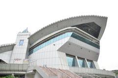 Het Universitaire gymnasium van Sichuan China Royalty-vrije Stock Fotografie