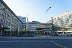 Het universitaire Ziekenhuis van Genève Stock Foto's