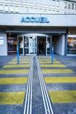 Het universitaire Ziekenhuis van Genève Stock Foto