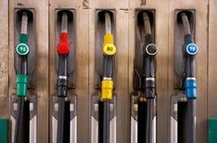 Het van brandstof voorzien Stock Fotografie