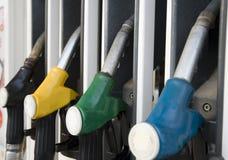 Het van brandstof voorzien van pijp royalty-vrije stock foto