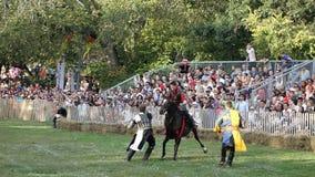 Het van het het Festival @ Fort van 2014 Middeleeuwse Park NYC 147 van Tryon Stock Foto