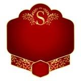 Het van letters voorzien Royalty-vrije Stock Foto
