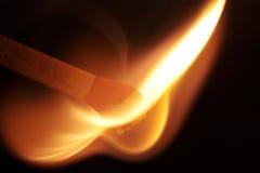Het vangen van brand III Royalty-vrije Stock Foto's