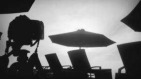 Het vangen van het strand Royalty-vrije Stock Fotografie