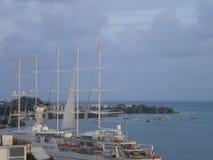 Het varen cruise Royalty-vrije Stock Afbeeldingen
