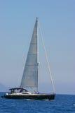 Het varen in Griekenland Stock Foto's