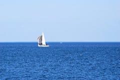Het varen op Groot Water stock fotografie