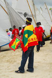 Het Varen van Grenada Festival Stock Foto