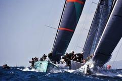 40º het varen van Trophy Conde DE Godo royalty-vrije stock foto