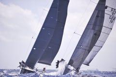 40º het varen van Trophy Conde DE Godo royalty-vrije stock foto's