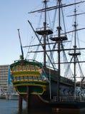 Het varende schip Stock Foto's