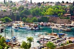 Het vastleggen in het Middellandse-Zeegebied Stock Afbeeldingen