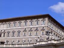 Het Vatikaan (St. Peter Basiliek) - Rome Stock Afbeelding