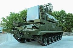 Het vechten voertuig 9A330 ZRS Thor Royalty-vrije Stock Foto