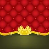 Het vector malplaatje van de groetkaart Royalty-vrije Stock Afbeelding