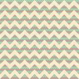 Het vector Naadloze geometrische patroon van de zigzagchevron Stock Foto's