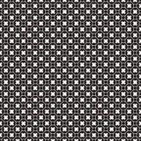 Het vector naadloze patroon, geometrische textuur, maakt kruisen glad Royalty-vrije Stock Foto's