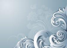 Het vector Ontwerp van het Ornament Stock Foto