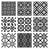 Het vector Patroon van de Tegel Royalty-vrije Stock Afbeeldingen