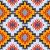 Het vector stammenornament van Navajo vector illustratie