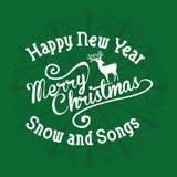 Het vectorart. van het Kerstmisleven Royalty-vrije Stock Afbeeldingen