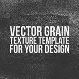 Het vectormalplaatje van de Korreltextuur voor Uw Ontwerp royalty-vrije illustratie