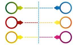 Het vectormalplaatje van Webmarkeringen Royalty-vrije Stock Foto
