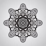 Het vectorpatroon van het Cirkelontwerp Royalty-vrije Stock Afbeeldingen
