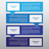 Het vectorwerk, Abstracte Bellenmarkering voor Ontwerp en het Creatieve Werk Stock Fotografie