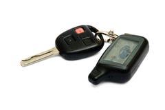Het veiligheidssysteem van de auto Royalty-vrije Stock Afbeelding