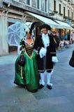 Het venetiaans-stijlmasker, Venetië Carnaval is één van beroemdst in de wereld die, is zijn kenmerk de maskers, aan reli worden g stock afbeeldingen