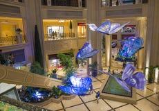 Het Venetiaanse hotel van Las Vegas Royalty-vrije Stock Foto