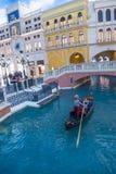 Het Venetiaanse hotel van Las Vegas Stock Afbeelding