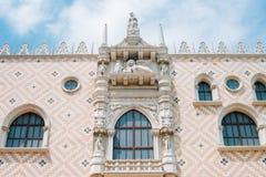 Het Venetiaanse hotel van Macao in Macao, China stock afbeeldingen