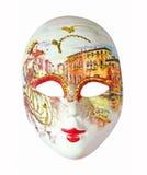 Het Venetiaanse masker Stock Afbeelding