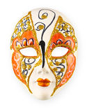 Het Venetiaanse masker van Beautifull Royalty-vrije Stock Afbeeldingen