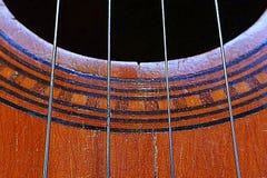Het Venezolaanse muzikale instrument van Gr Cuatro Stock Afbeeldingen