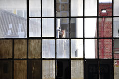 Het venster Royalty-vrije Stock Foto