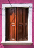 Het venster Stock Afbeelding