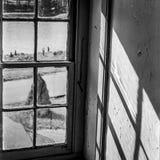 Het venster Royalty-vrije Stock Afbeeldingen