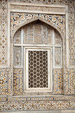 Het venster in India Stock Afbeeldingen