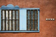 Het venster van Albuquerque Stock Foto's