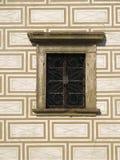 Het venster van de renaissance Stock Afbeeldingen