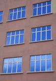 Het venster van de spiegel Royalty-vrije Stock Fotografie