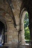 Het venster van de steen royalty-vrije stock foto's