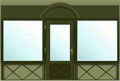 Het venster van de winkel Royalty-vrije Stock Afbeeldingen