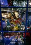 Het venster van de winkel Stock Foto